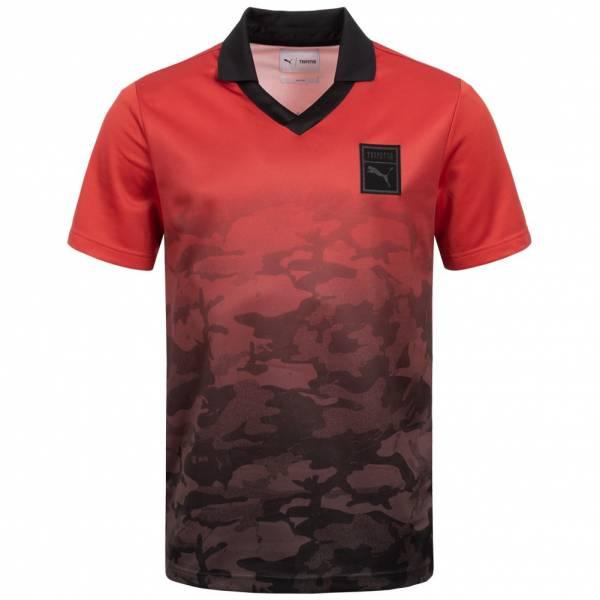 PUMA x Trapstar Football Herren T-Shirt 571821-05
