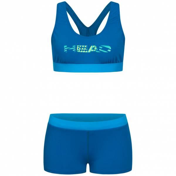 HEAD SWS Colourise S Bikini Shorty Damen Bikini Set 452524-PEBL
