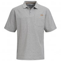 Skechers Herren Polo-Shirt Foreman grey SW14510