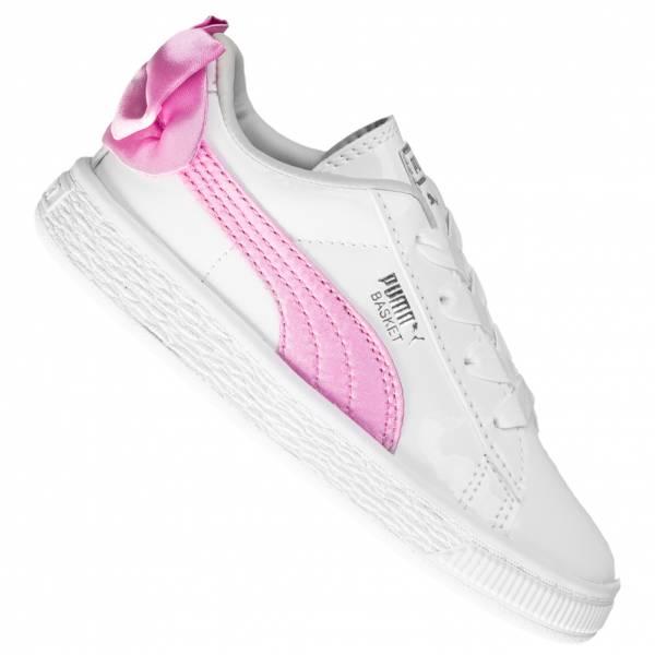 PUMA Basket Bow Mädchen Sneaker 367623-02
