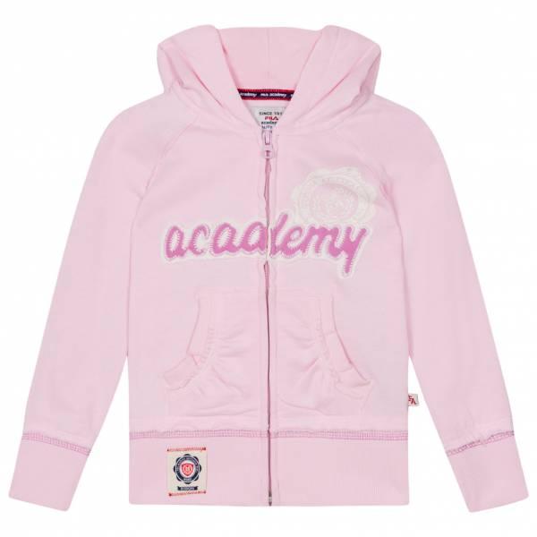 FILA Kinder Fleece Lined Full Zip Sweat Jacke U91493-658
