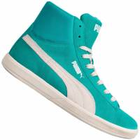 PUMA Lite Mid Suede Sneakers 356426-02