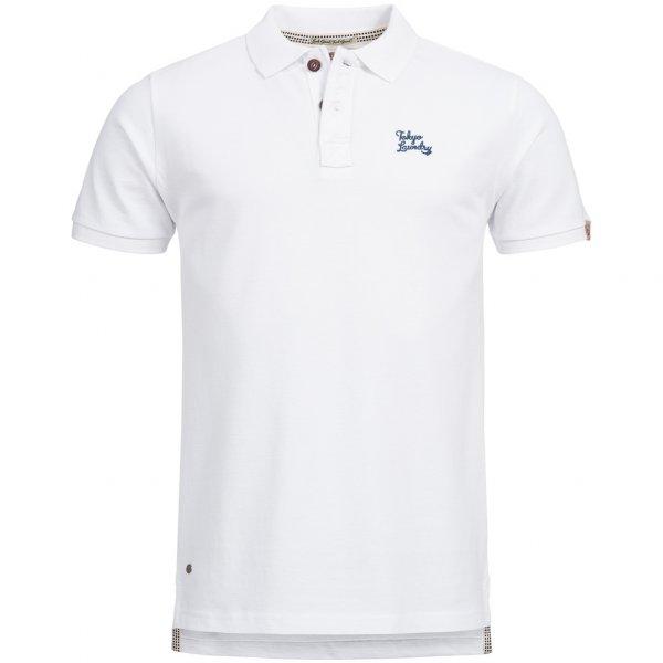Tokyo Laundry Penn State Herren Polo-Shirt 1X8907R Optic White