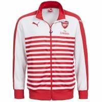 FC Arsenal London PUMA Herren Anthem Jacket T7 Trainingsjacke 746936-01