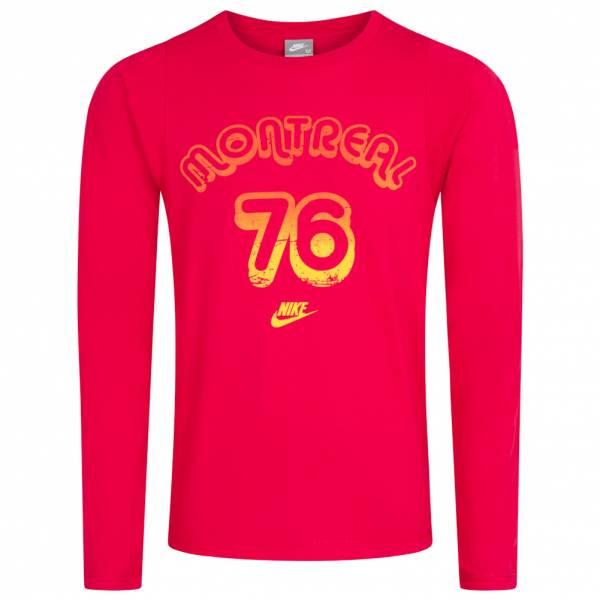 Nike Langarm Track Top Herren Shirt 254054-650