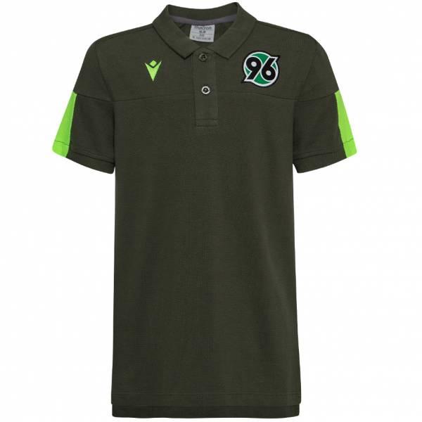 Hannover 96 macron Kinder Poloshirt 58014438