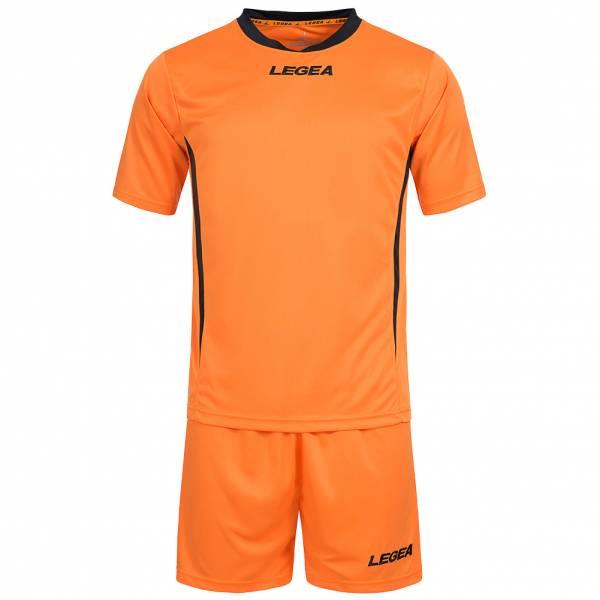 Legea Fußball Set Trikot mit Short orange