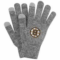 Boston Bruins NHL Fan Strickhandschuhe GLVNHGRYKNIBBU