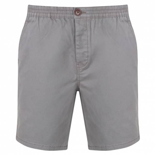 Tokyo Laundry Ramsgate Herren Chino Shorts 1G10648 Smoked Pearl