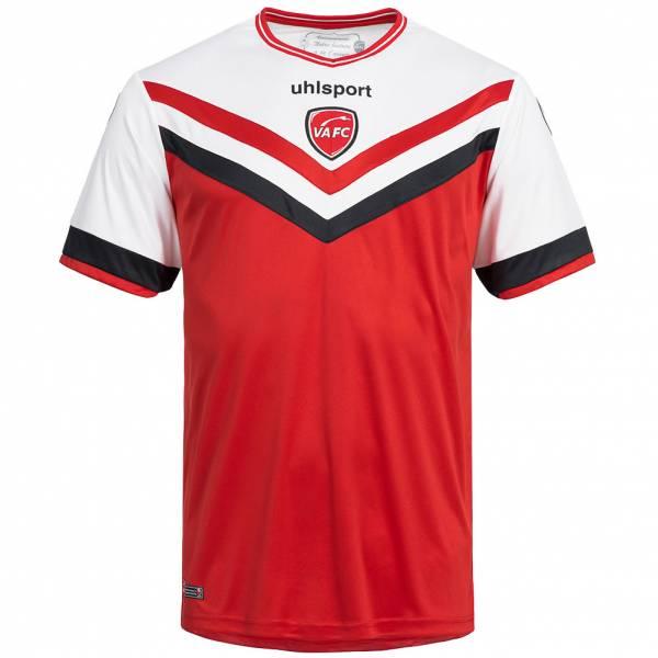 FC Valenciennes Uhlsport Heim Trikot Team Kurzarm