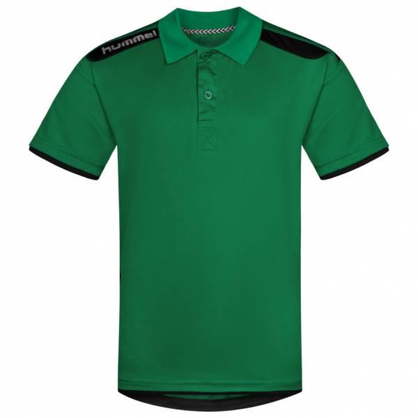 hummel Stockholm Kinder Sport Polo-Shirt 163110-1800