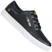 ZOO YORK Herren Sneaker Wixon ZYOF0048 schwarz