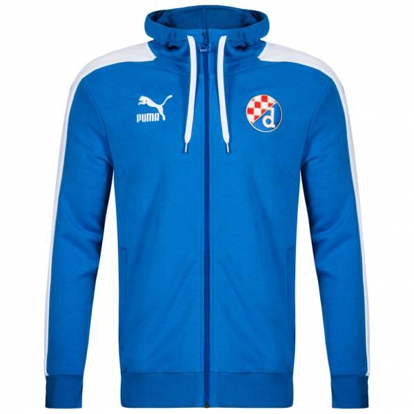 Dinamo Zagreb PUMA T7 Kapuzen Sweatjacke 742694-01
