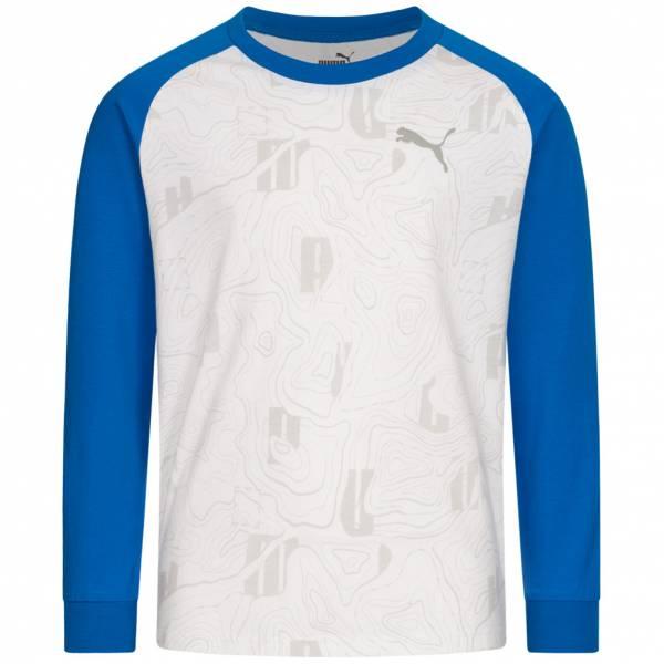 PUMA Active Sports Kinder Langarm Shirt 584952-03