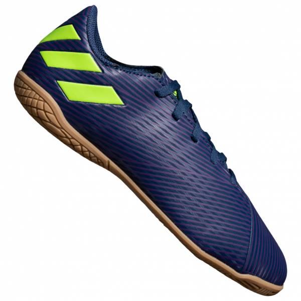 adidas Nemeziz Messi 19.4 Kinder Indoor Fußballschuhe EF1817