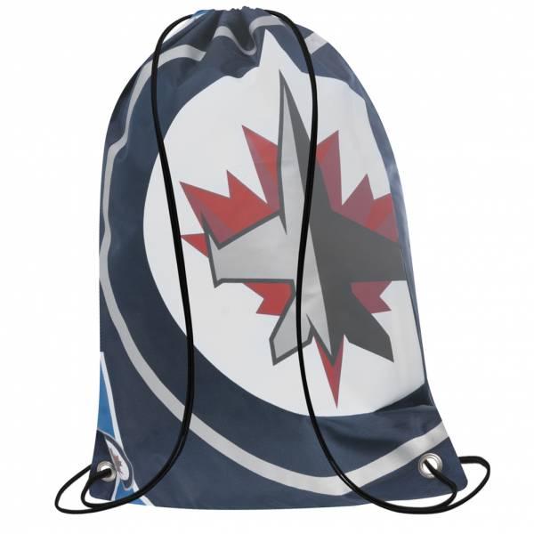 Winnipeg Jets NHL Drawstring Gym Bag Turnbeutel BPNH15DSWJ