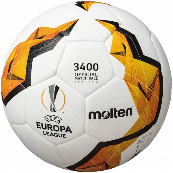 Molten Fußball UEFA Europa League Trainingsball F5U3400-K0