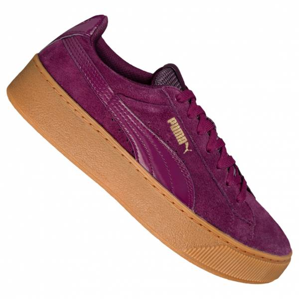 PUMA Vikky Plattform Damen Low Sneaker 363287-08