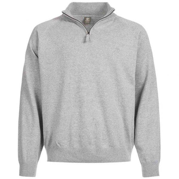 Timberland Herren Zip Neck Sweatshirt 2934J-052