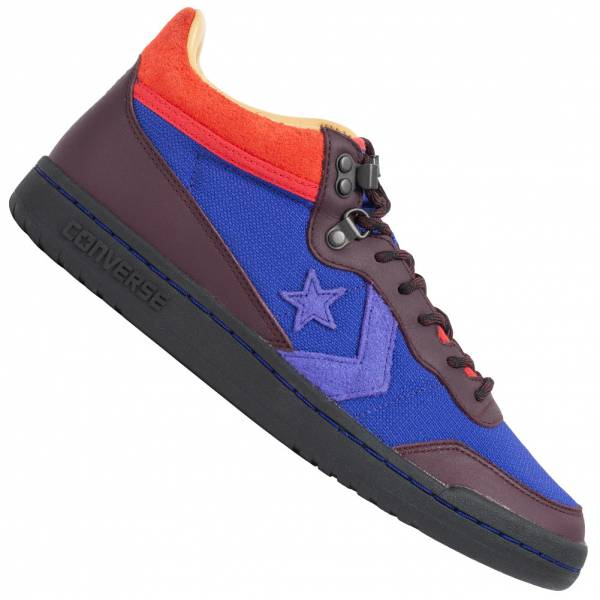 Converse x CLOT Fastbreak Mid Unisex Leather Sneakers 160284C