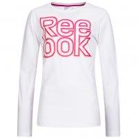 Reebok Kinder Langarm Shirt Longsleeve S49453