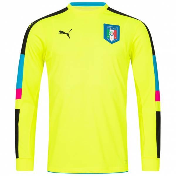 Italien PUMA Torwarttrikot Authentic Player Issue 748830-13