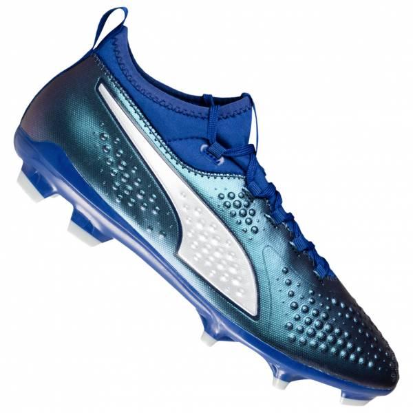 Zapatos de fútbol para hombre PUMA ONE 3 FG 104726-02