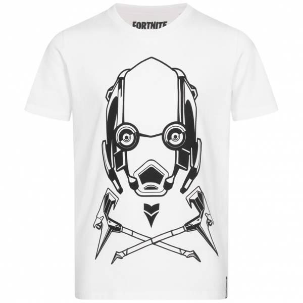 FORTNITE Robot Vertex Skin Kinder T-Shirt 3-638B/100