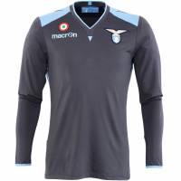 SS Lazio macron Hommes Maillot de gardien de but domicile 58091222