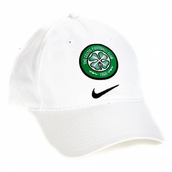 Celtic FC Nike Cap Kappe weiß 572872-100