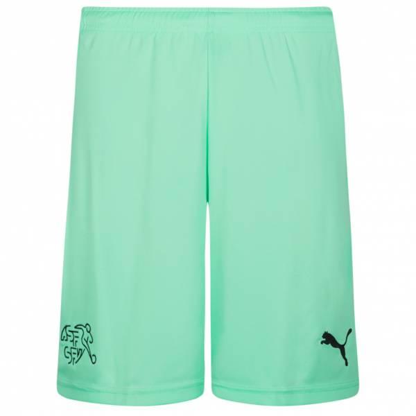 Schweiz PUMA Torwart Shorts 756571-04