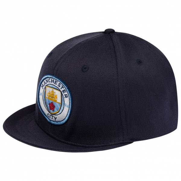 Manchester City FC Fan Snapback Casquette LBFB1801MCN