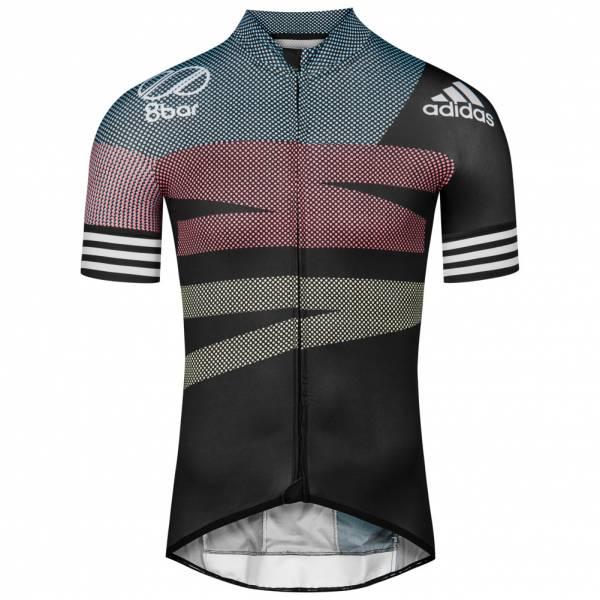 bc100256a adidas adistar Jaquard men cycling 8 bar jersey jersey BQ6779 ...