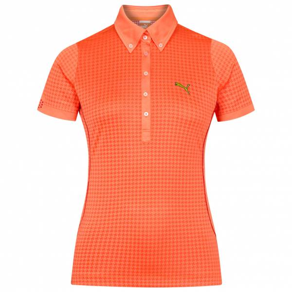 PUMA Button Down Women Golf Polo Shirt 901292-03