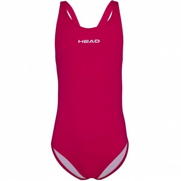 HEAD Solid Last Mädchen Badeanzug 452126-RSB