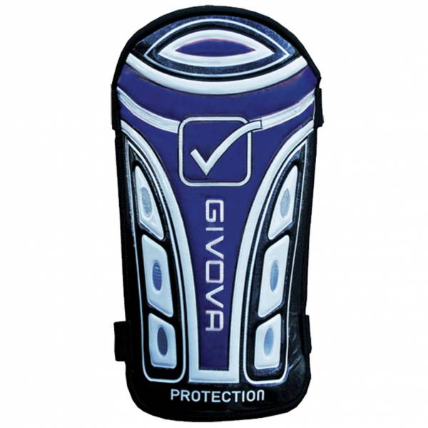 "Givova Shinguard ""Parastinco Protection"" nero / blu"