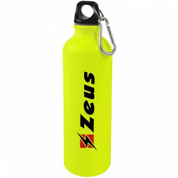 Zeus Gourde en aluminium 0,75l jaune fluo