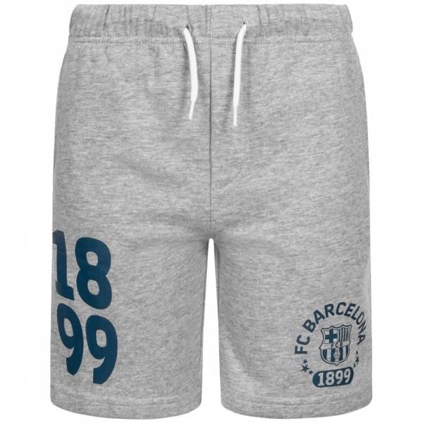 FC Barcelona 1899 Kinder Bermuda Sweat Shorts FCB-2-004