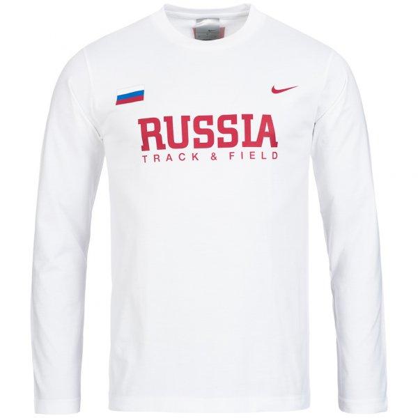 Nike Track & Field Russland Leichtathletik Shirt 713739-100