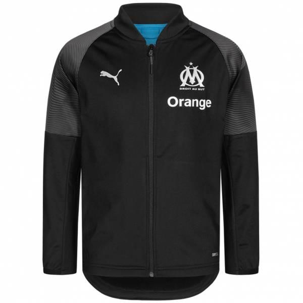 Olympique Marseille PUMA Jungen Trainingsjacke 754653-04