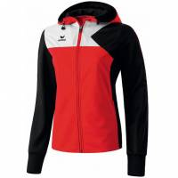 Erima Premium One Damen Trainingsjacke mit Kapuze 107447