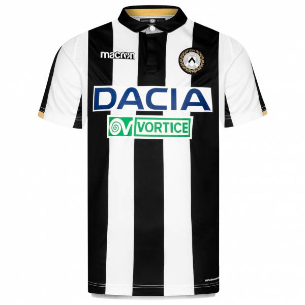 Udinese Calcio macron Herren Heim Trikot 58010431