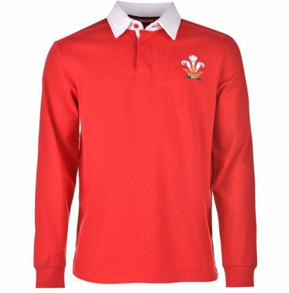 Wales Rugby Nationalmannschaft Trikot