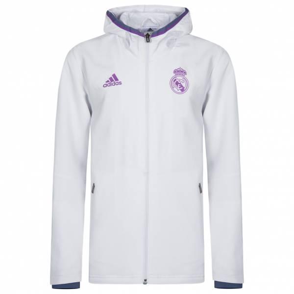 Veste de présentation pour enfants Real Madrid adidas AO3098