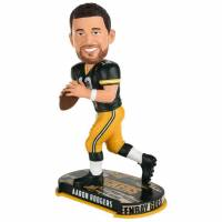 Green Bay Packers #12 Aaron Rodgers 20cm Bobblehead BHNFHLGPAR