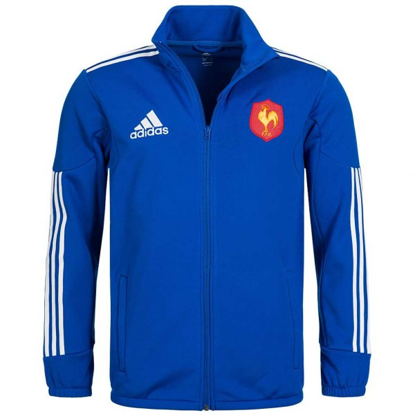 adidas Herren Full Zip Fleece Top Herren Zipper F39839