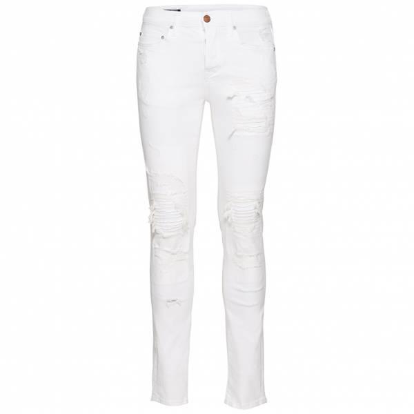 True Religion Rocco Traditional Damaged Herren Jeans M18SD54G9G-1800