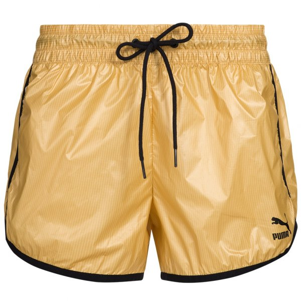 PUMA Gold Damen Sport Shorts Fitness 570388-16