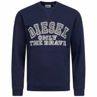 Diesel S-Joe Only the Brave Hommes Sweat-shirt 00SN6T-RWAES-81E