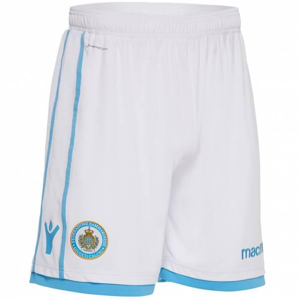 San Marino macron Herren Auswärts Shorts 58024211